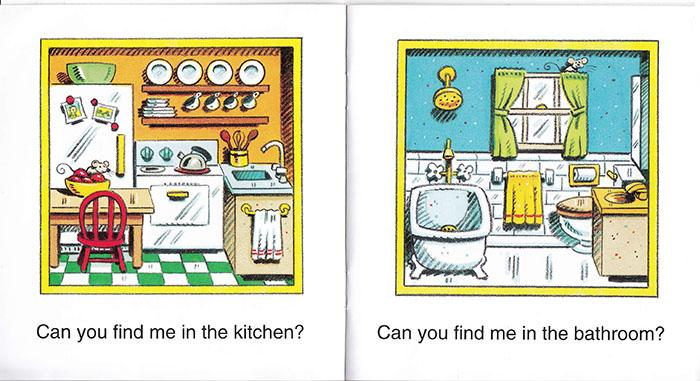 原版儿童英语绘本3