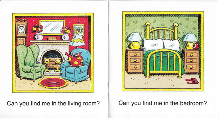 原版儿童英语绘本4