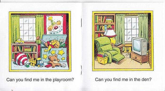 原版儿童英语绘本5