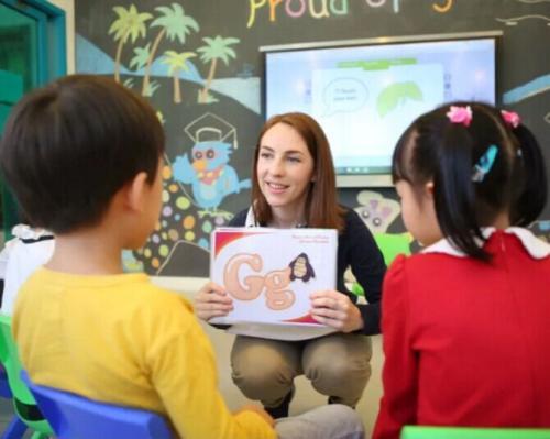 在线少儿英语怎么样?在线少儿外教一对一教学效果
