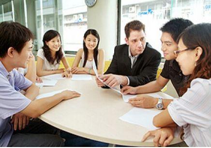 在线商务英语学习
