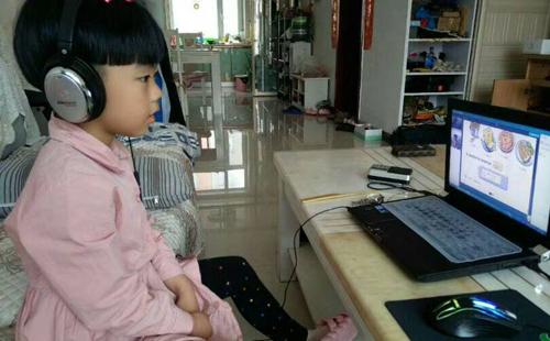 儿童英语听力